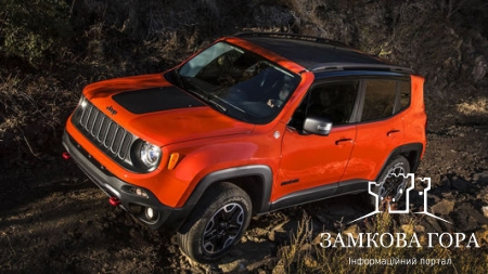 Jeep Renegade в Автоцентре на Столичном