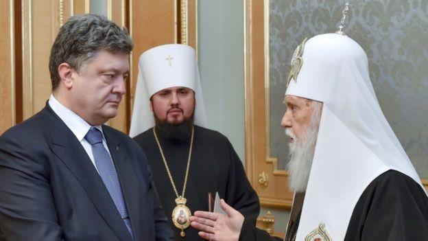 Митрополит Епіфаній обраний главою Об'єднаної церкви